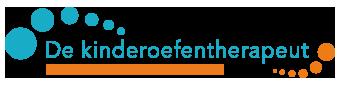 Logo-De-kinderoefentherapeut