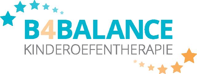 Logo B4Balance Kinderoefentherapie